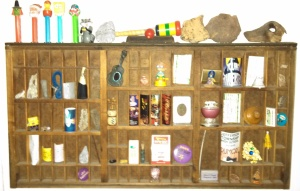 Many of the things from important dates and activities that we have collected over the years